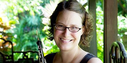 Associate Professor of Music Keri McCarthy