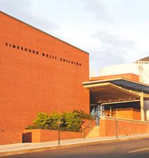 Kimbrough Music Building