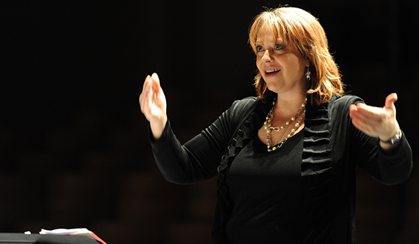 Wiest holds a DMA in choral conducting and music theory.