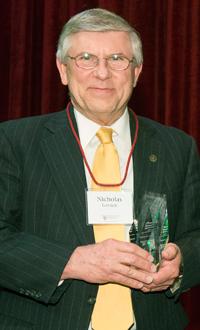 Nicholas P. Lovrich