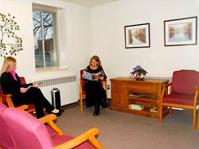 Psych Clinic lobby