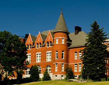 Historic Thompson Hall at WSU Pullman