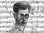 Dick Kattenburg self-portrait
