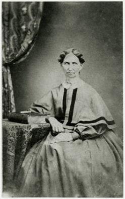 Mary Walker, U.S. missionary settler