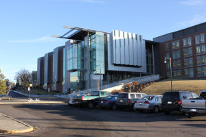 Veterinary and Biomedical Research Building