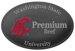 WSU Premium Beef Logo