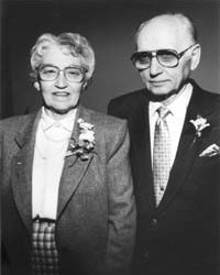 Max and Thelma Baxter