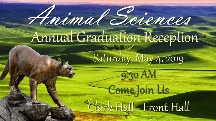 Graduation Reception 2019