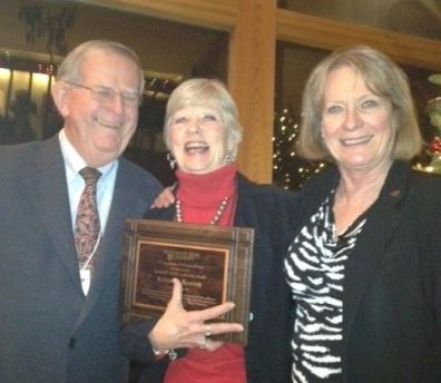 2012 Smith Leadership Award Kathrine