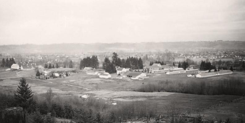 Western Washington Experiment-Station (approximately 1950)