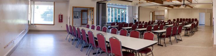 D.F. Allmendinger Center (Meeting Configuration)