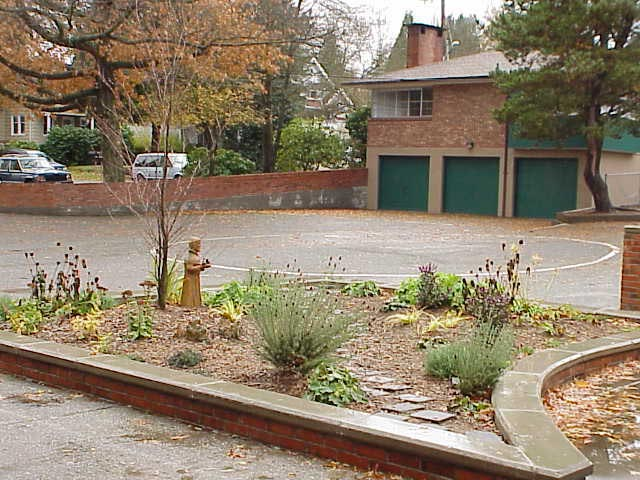 The big bed in fall 2003.
