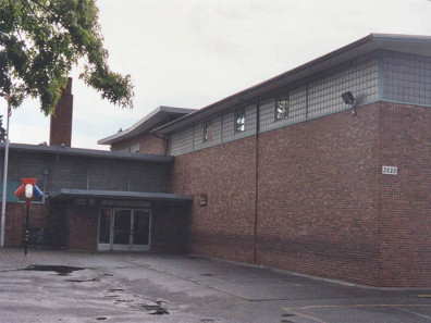 The site prior to renovation.