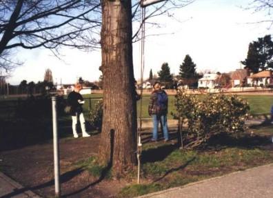 Initial site visit (April 1, 1999)