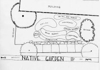 Site 3 Design Theme: Native Garden