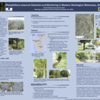 WADNR SOD Monitoring Poster 2010