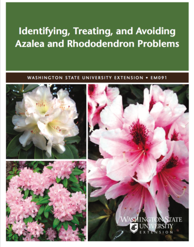 Cover photo of WSU Extension Publication