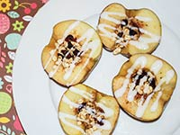 Hurry-up and Bake Apples