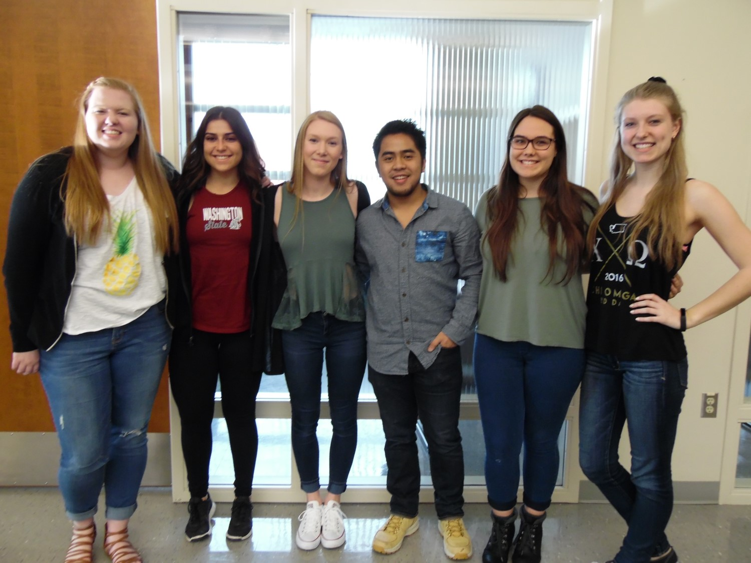 ... to all Washington State University pre-nursing students. The name of  this organization was adopted from the Greek names for the letters RN,  which are, ...