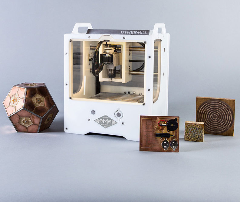 Othermill small format milling machine by OMC.