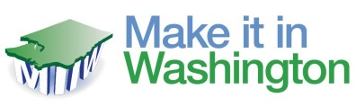Logo - Make it in Washington