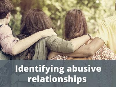 Identifying abusive relationshisp