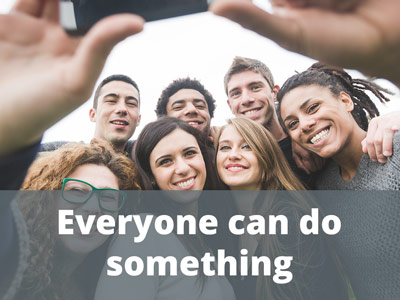 Everyone can something