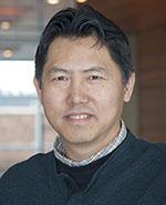 Photo of researcher Zhenjia Wang