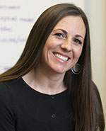 Photo of researcher Janessa Graves
