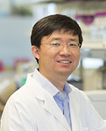 Photo of researcher Jason Wu