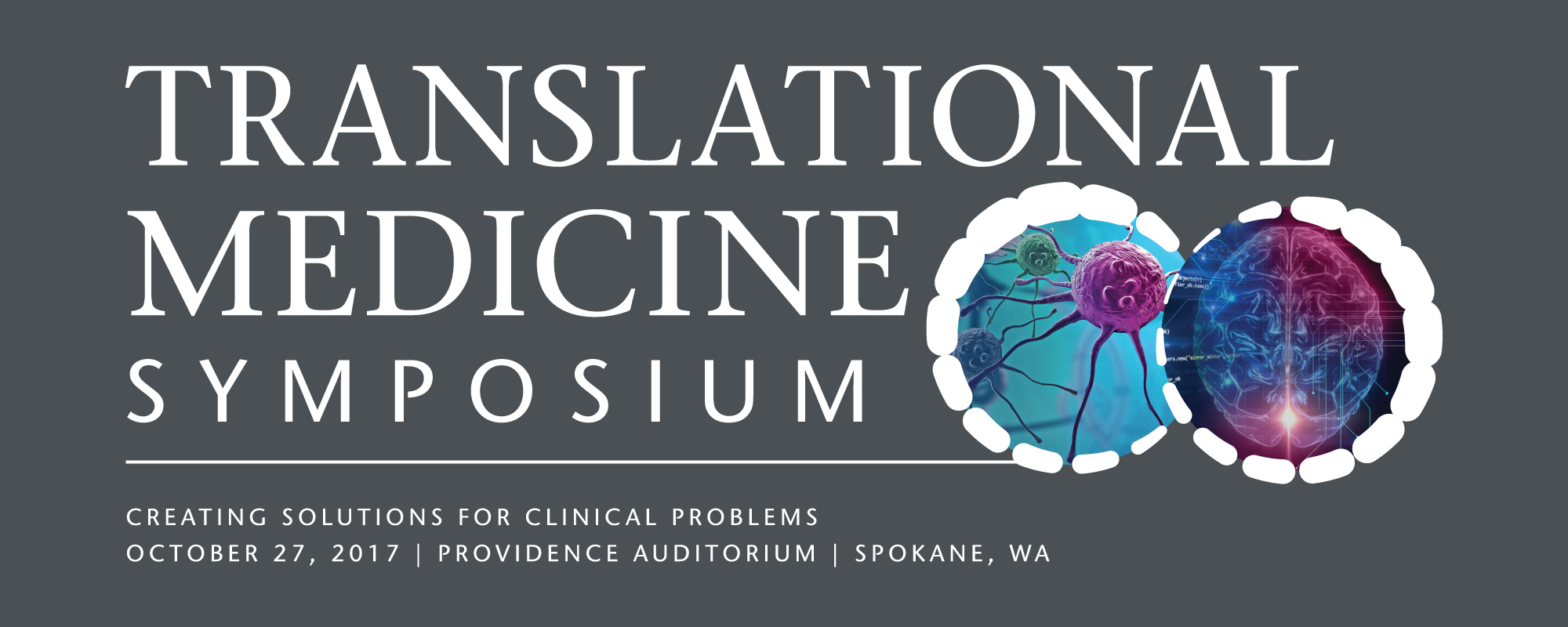 Translational Medicine Symposium Header