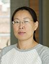 Microbiologist Jingru Sun of WSU College of Medicine