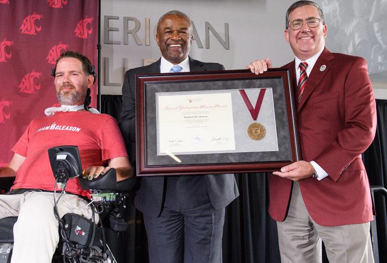 Gleason Award