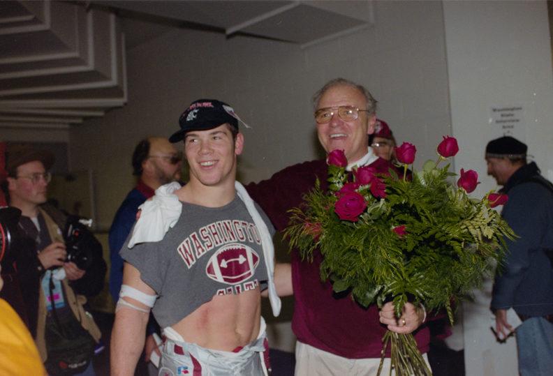 Steve Gleason and Mike Price