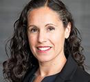 Portrait photo of new vice chancellor for research Celestina Barbosa-Leiker, Ph.D.