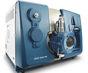Photo of mass spectrometry equipment - AB-Sciex-QTRAP-6500