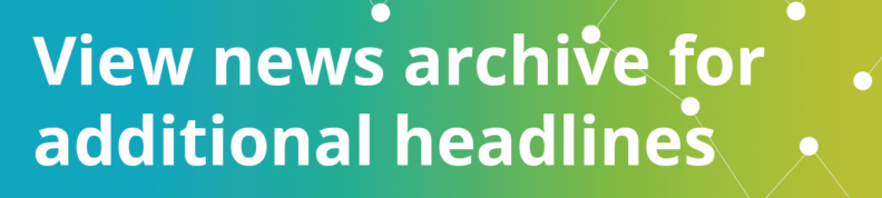 Click on this banner to see the news archive for additional research news headlines