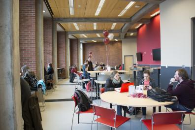 WSU Spokane Fresh Plate Cafe