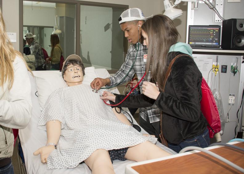 GSI Health Care Week WSU Spokane
