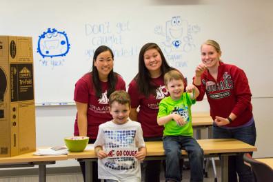 WSU Spokane Family Weekend