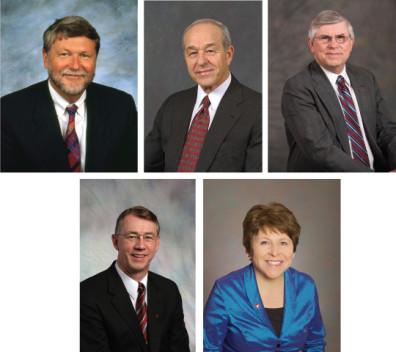 WSU Spokane Chancellors