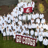 WSU Spokane health sciences students