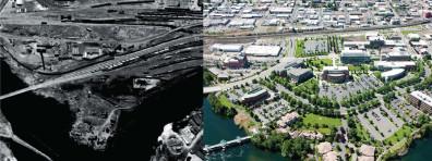 WSU Spokane Campus History