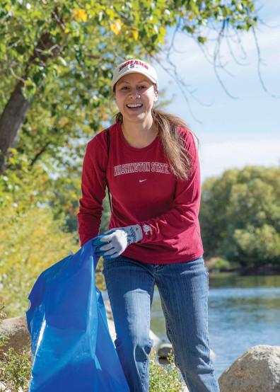 Spokane River Clean Up