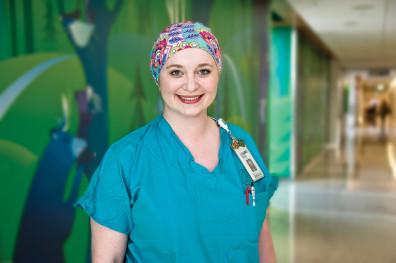 Ashley Ormsby Nurse