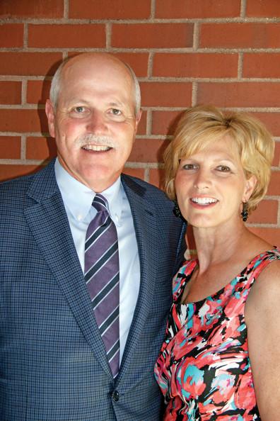 Dan and Kathy Harmon