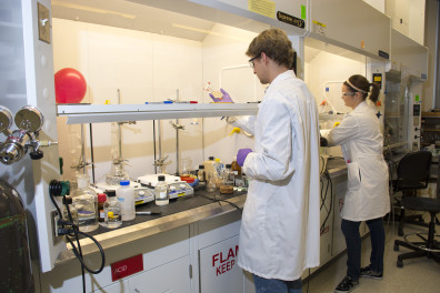 WSU College of Pharmacy research