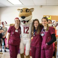 WSU Spokane Health Fair