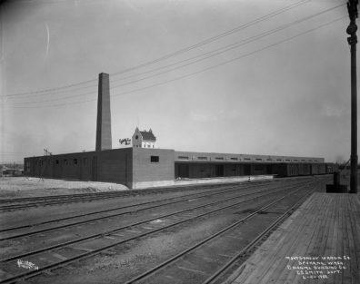 Montgomery Ward Warehouse