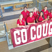 WSU Spokane student government